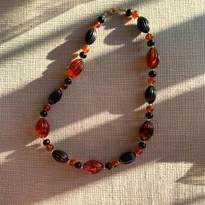 3/$25 Vintage chunky bead necklace